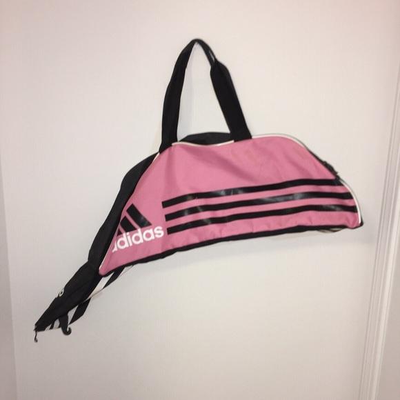 adidas Other   Pink And Black Softball Bag   Poshmark d513fe4138